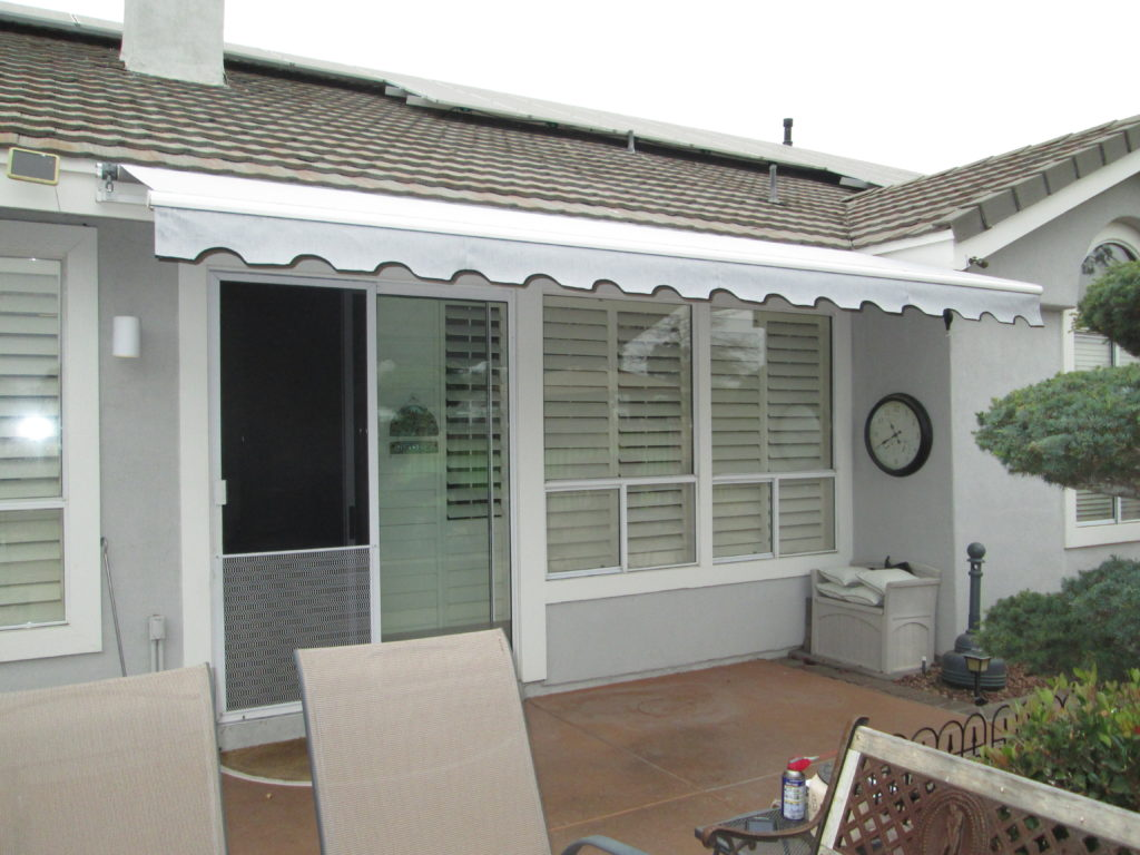 Residential Retractable Patio and Window Awnings Los Angeles_9