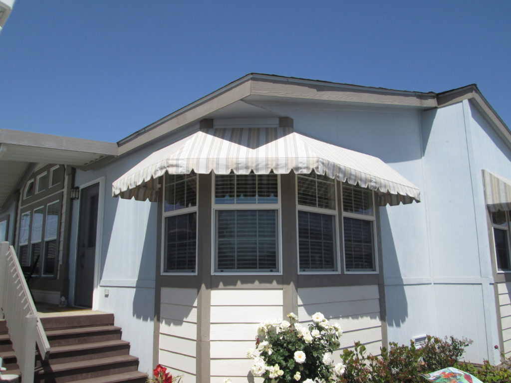 Residential Stationary Fixed Riviera Awnings Los Angeles_10