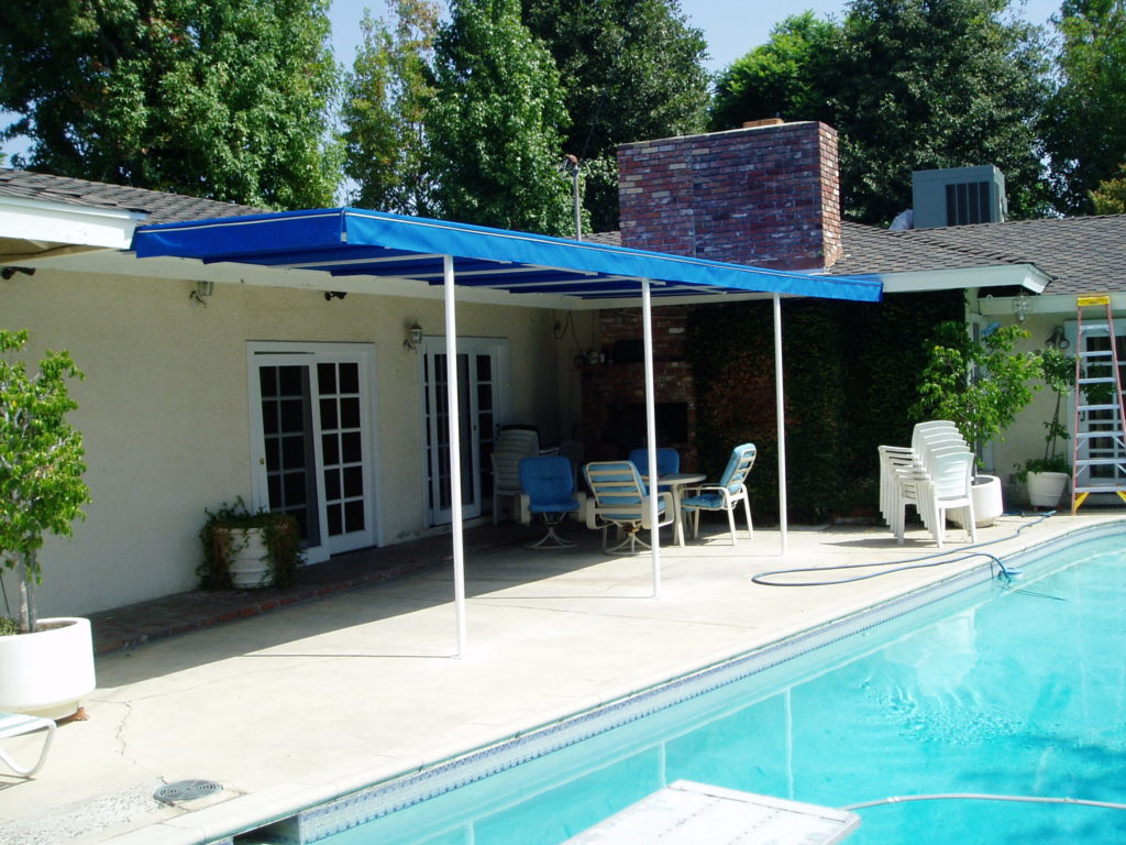 Residential Stationary Fixed Riviera Awnings Los Angeles_41