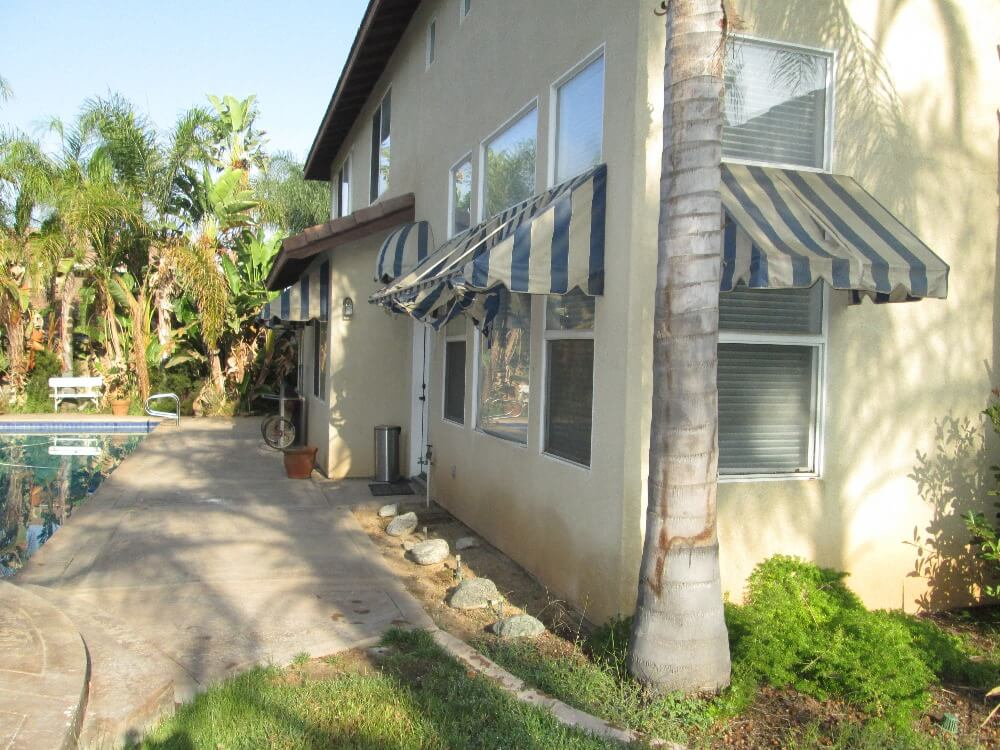 Before Residential Awning Installation in Anaheim Hills, CA_2