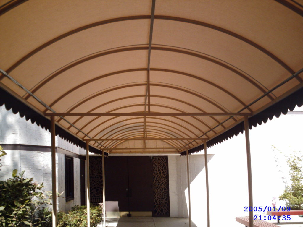 commercial walkway awning_2