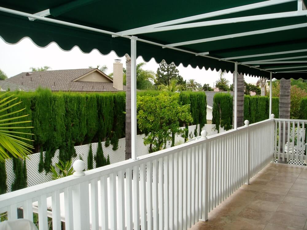 Residential Awning Installation in Cypress, CA_1