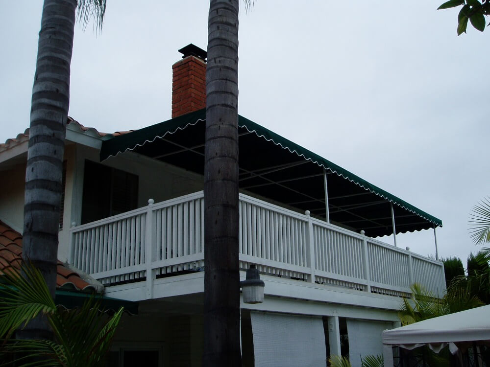 Residential Awning Installation in Cypress, CA_2