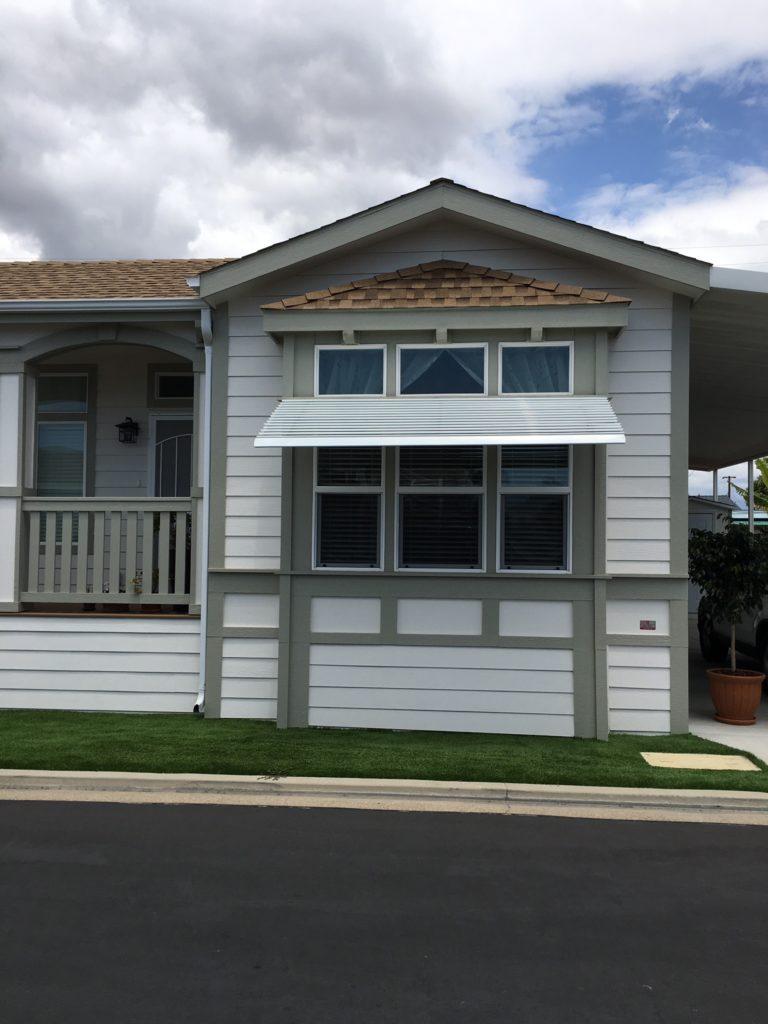mobile home awnings