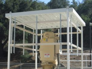 Machinery Covers Industrial Awning