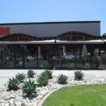 Commercial Awnings Installed, Hooters in Los Angeles_After1