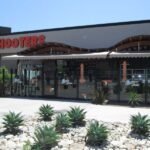 Commercial Awnings Installed, Hooters in Los Angeles_After_3