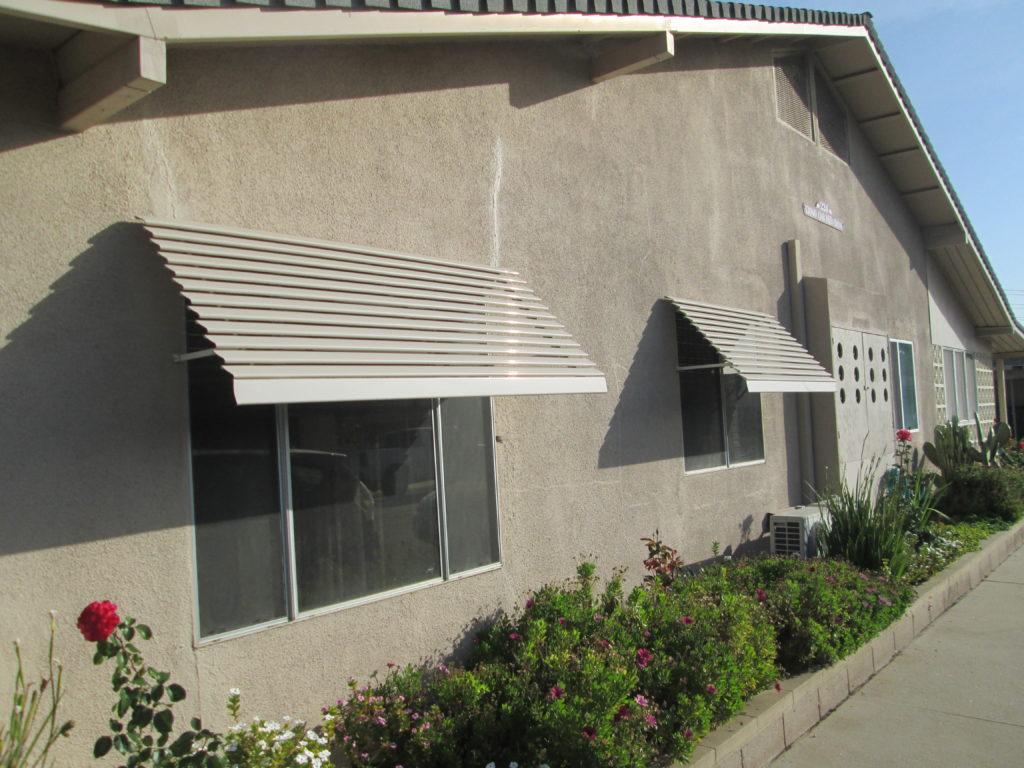Panorama and Zenith Window Awnings