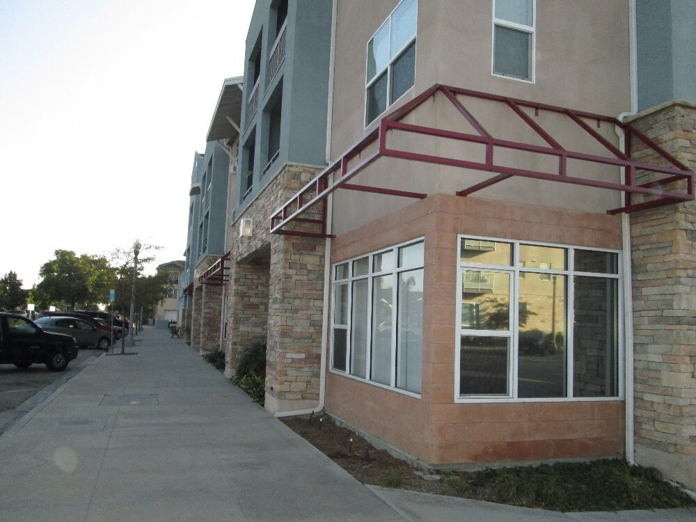 During Commercial Awnings Installation in Anaheim, CA_1