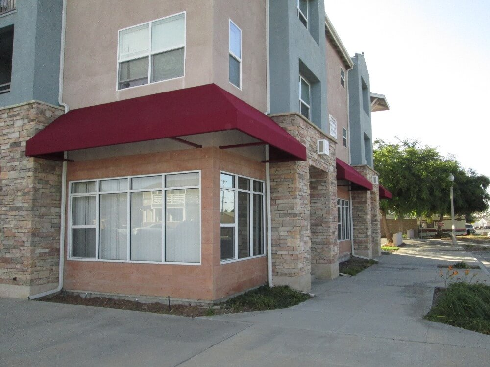 Commercial Awnings Install in Anaheim, CA