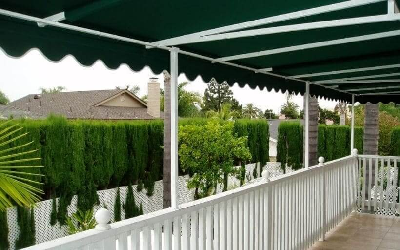 Deck Awnings Covers