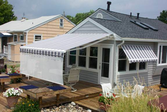 retractable awnings los angeles