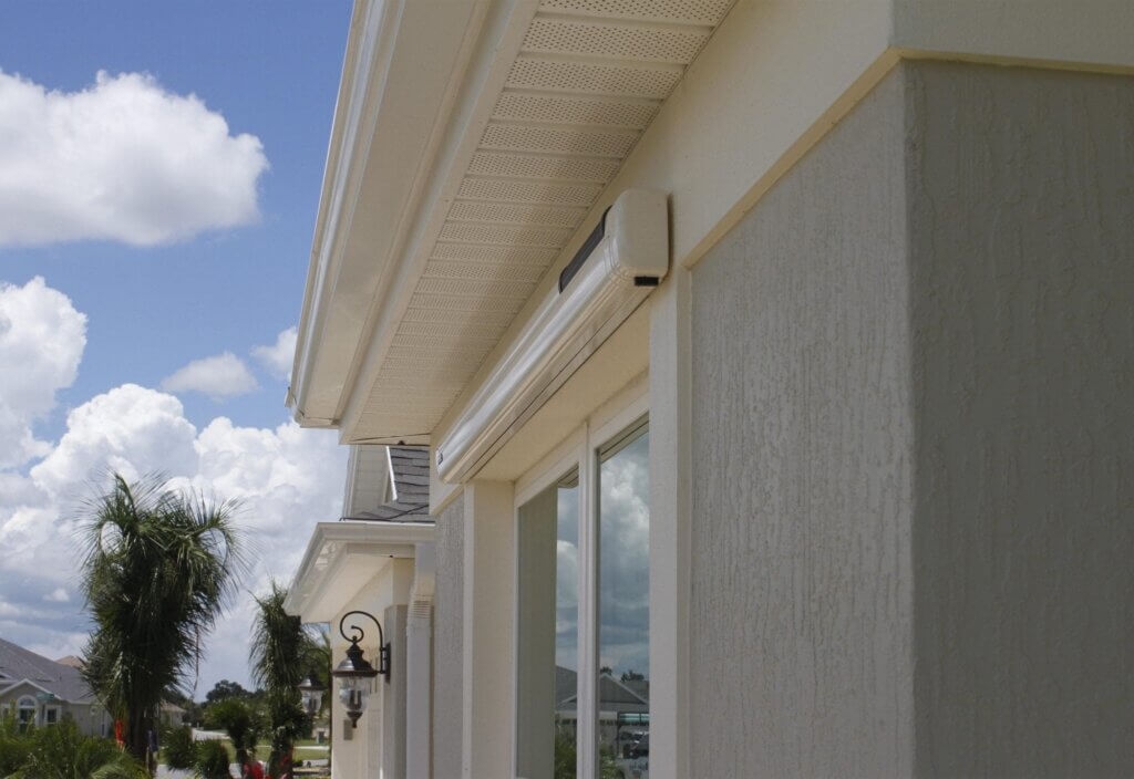 Solar-Lux Retractable Awnings